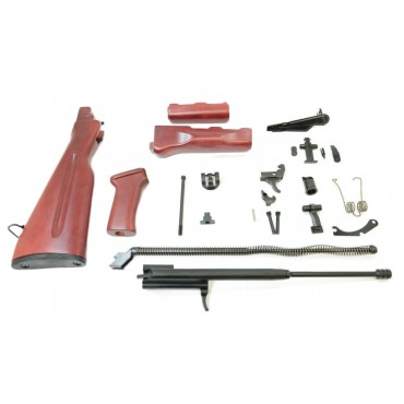 PSAK-47 Classic Red Wood Introductory Build Kit - 7778563
