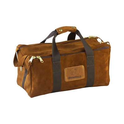 Brownells Signature Series Leather Range Bag