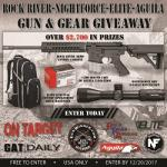 GIVEAWAYS | Gunwinner